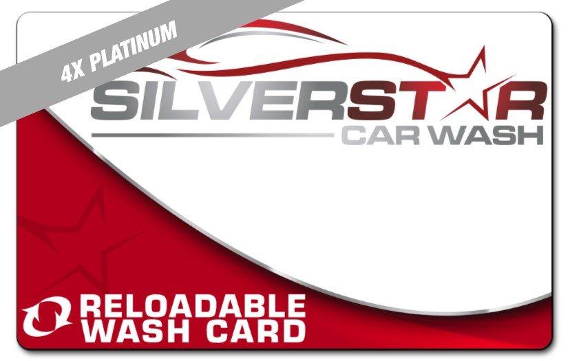 4 Platinum Washes
