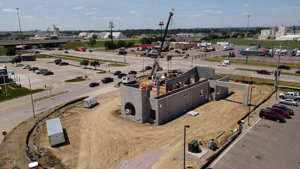 IA5 – York Street Begins Construction in Sioux City, IA