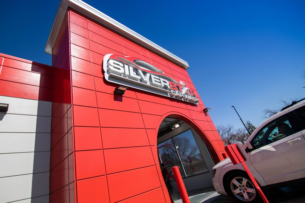 Silverstar announces expansion into Sioux City, IA with four locations to be built.